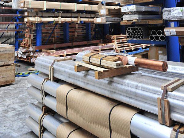 Aluminium Extrusions 6082